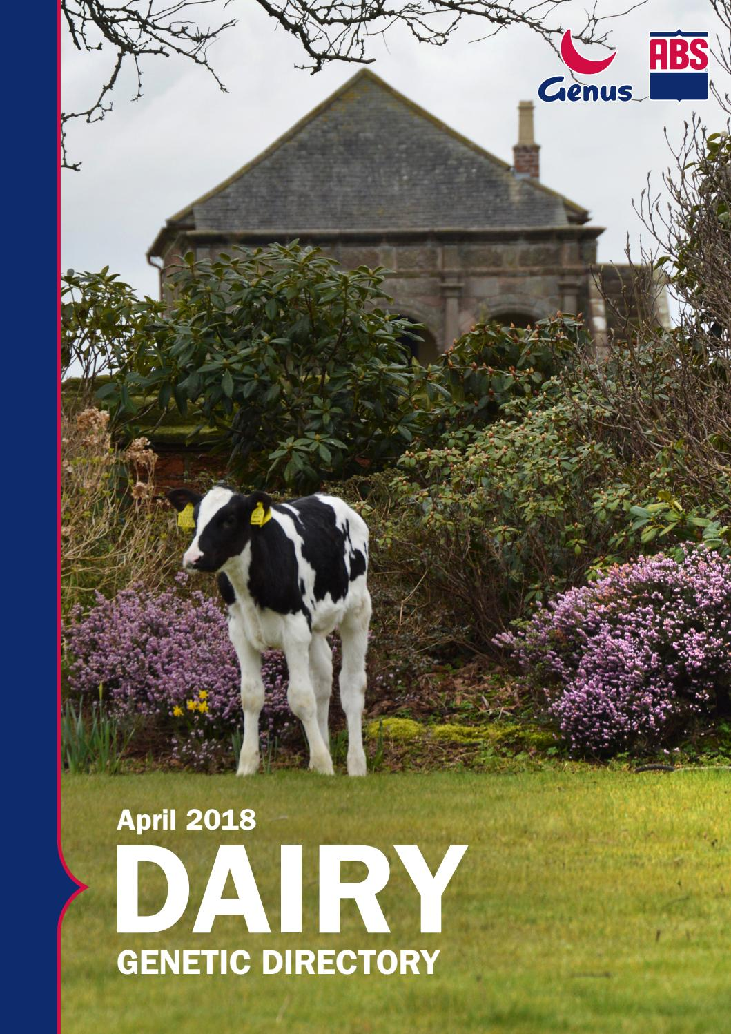 GB Dairy Directory April18 by Genus ABS - issuu