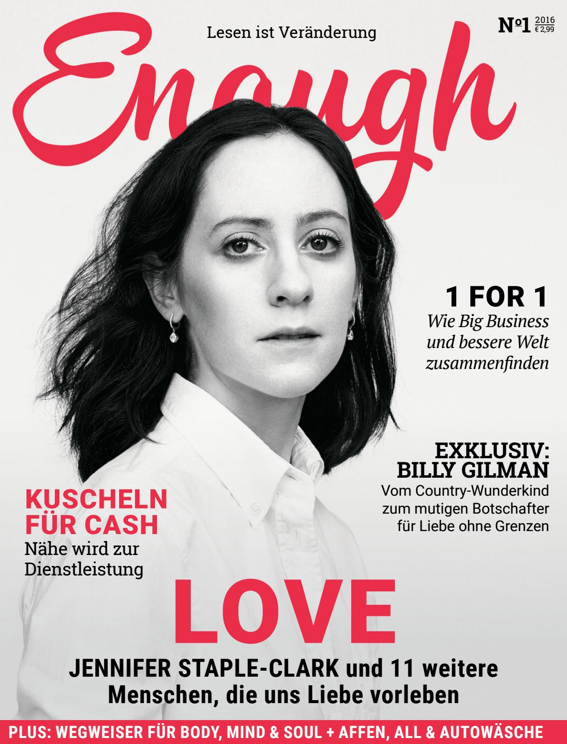 ENOUGH 02: LOVE by Lucky Inc. Media - issuu