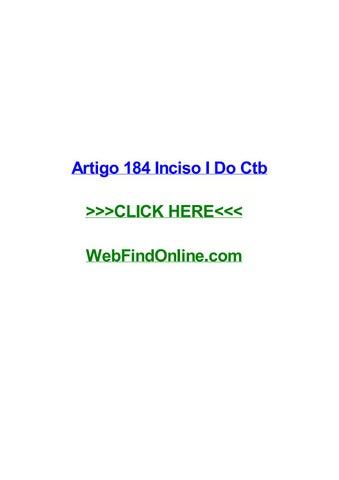 Artigo 184 inciso i do ctb by katienuifk issuu artigo 184 inciso i do ctb artigo 184 inciso i do ctb sheffield curso de fotografia digital senac cursos utfpr apucarana aluguel para festa infantil sp fandeluxe Choice Image