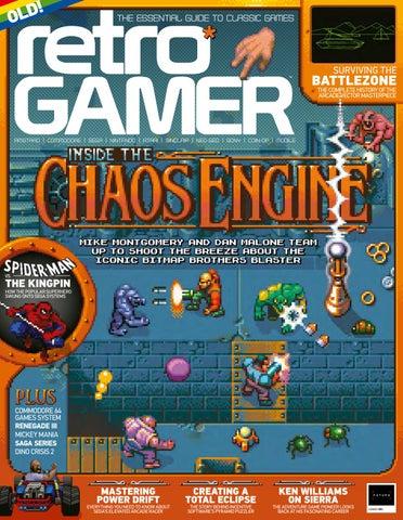 Retro gamer №121 by Michel França - issuu