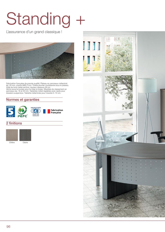 Meuble H Et H catalogue mobilier key accounts