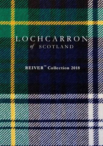 Livingstone Modern Tartan Fabric 100/% Pure Wool 10oz Lightweight Cloth