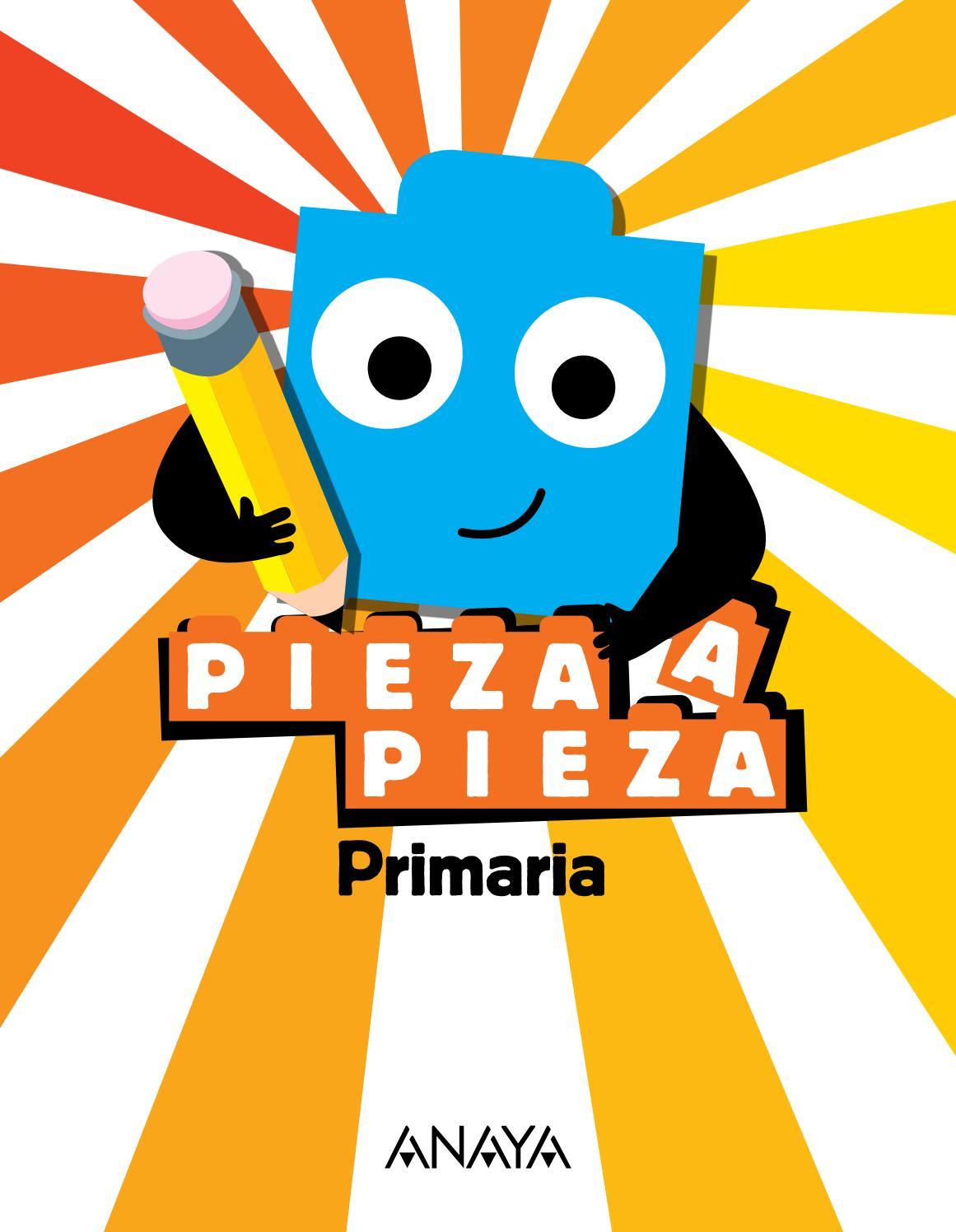 Pieza A Pieza By Grupo Anaya S A Issuu