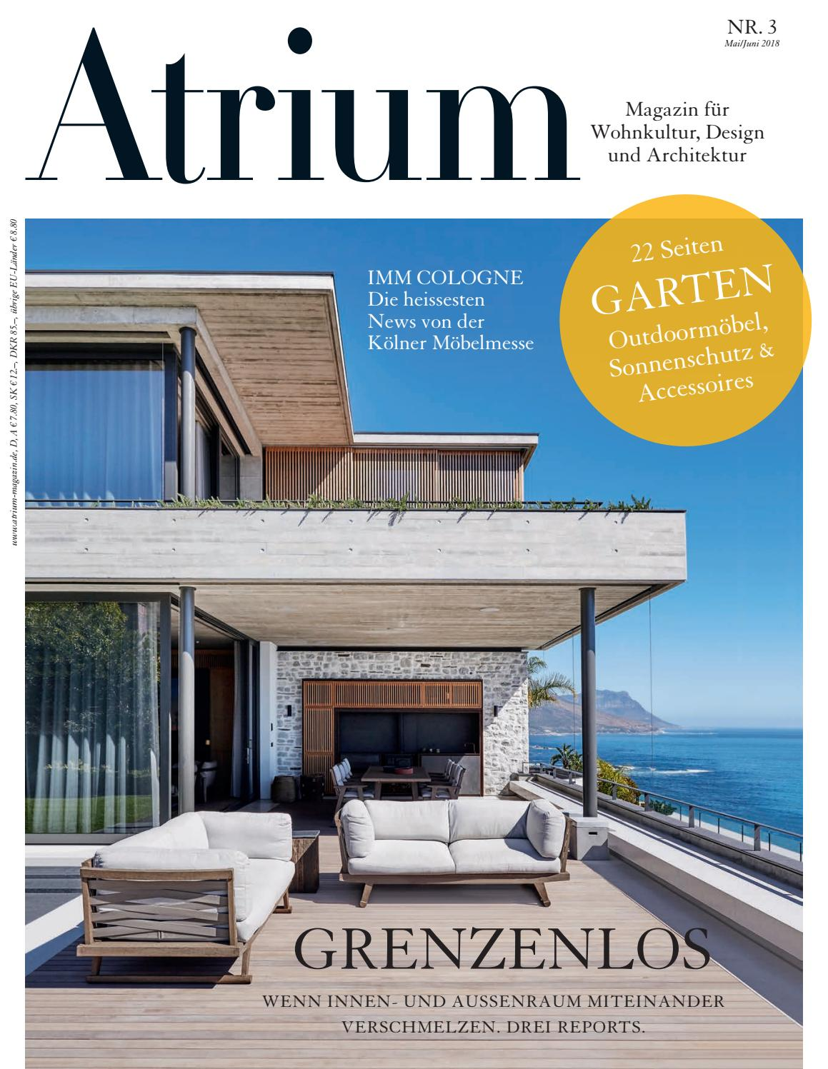 Atrium 03/2018 by Archithema Verlag - issuu