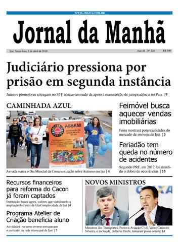3683e53f5 Jornal da Manhã - Terça-feira - 03-04-18 by clicjm - issuu