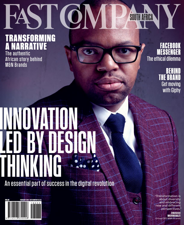 1808f2adaeda Fast Company SA February 2018 - Issue 33 by Fast Company SA - issuu
