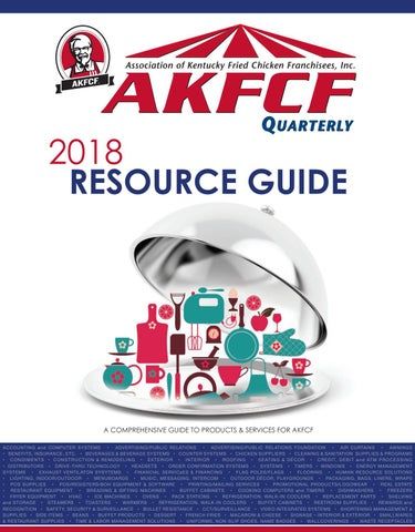 AKFCF 2018 Resource Guide-Leslie Proctor, Art Director by