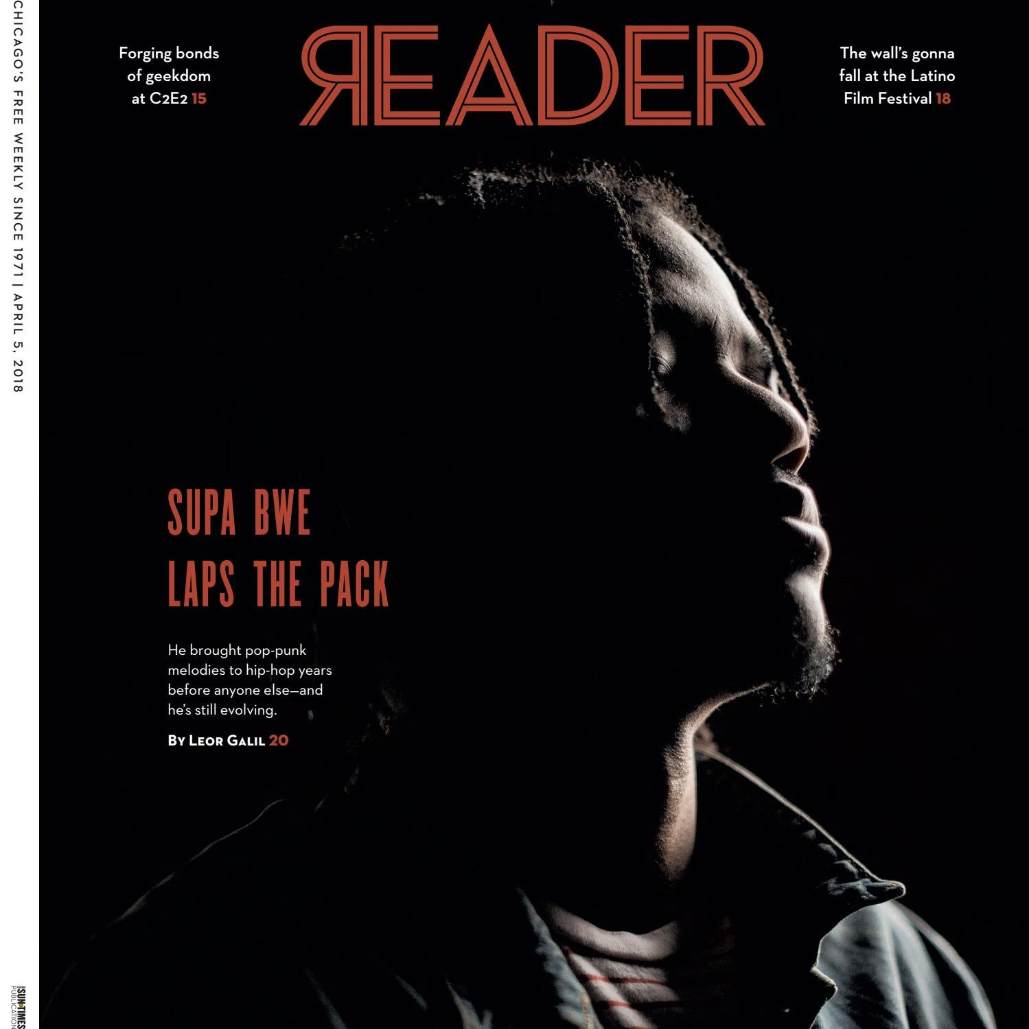 583eba9b6 Print Issue of April 5, 2018 (Volume 47, Number 26) by Chicago Reader -  issuu