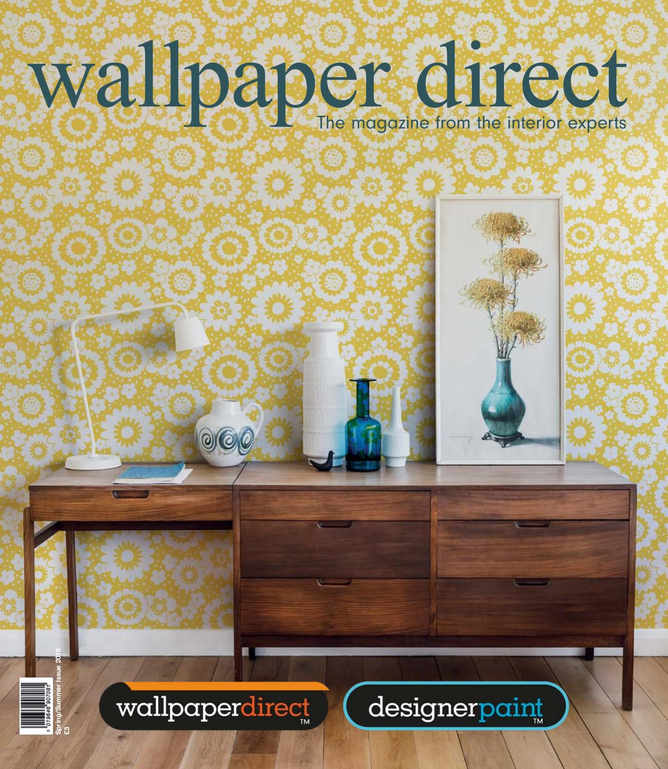 Wallpaper Direct S S2018 By Brewers Issuu