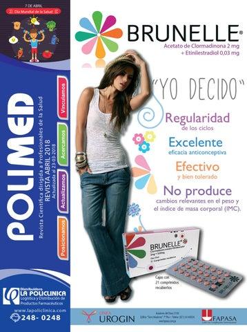 Revista Polimed N 170 Abril 2018 By Lic Dg Carmen Calderon Issuu