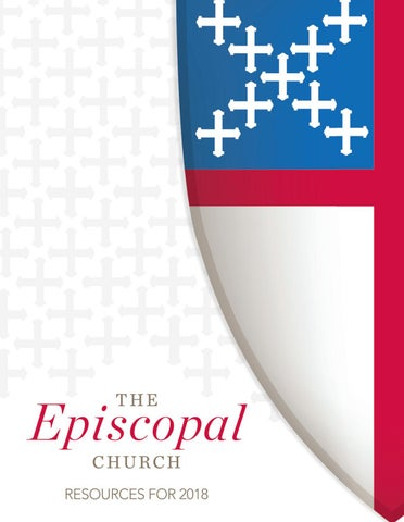 Cokesbury The Episcopal Church Resources For 2018 By United