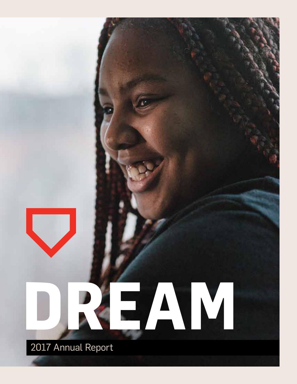 Dream 2017 Annual Report by DREAM - issuu
