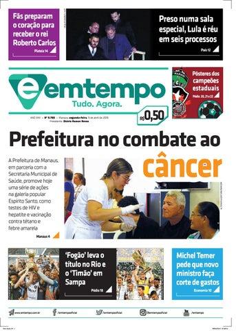 b67ad66767 Em tempo 09 de abril de 2018 by Amazonas Em Tempo - issuu