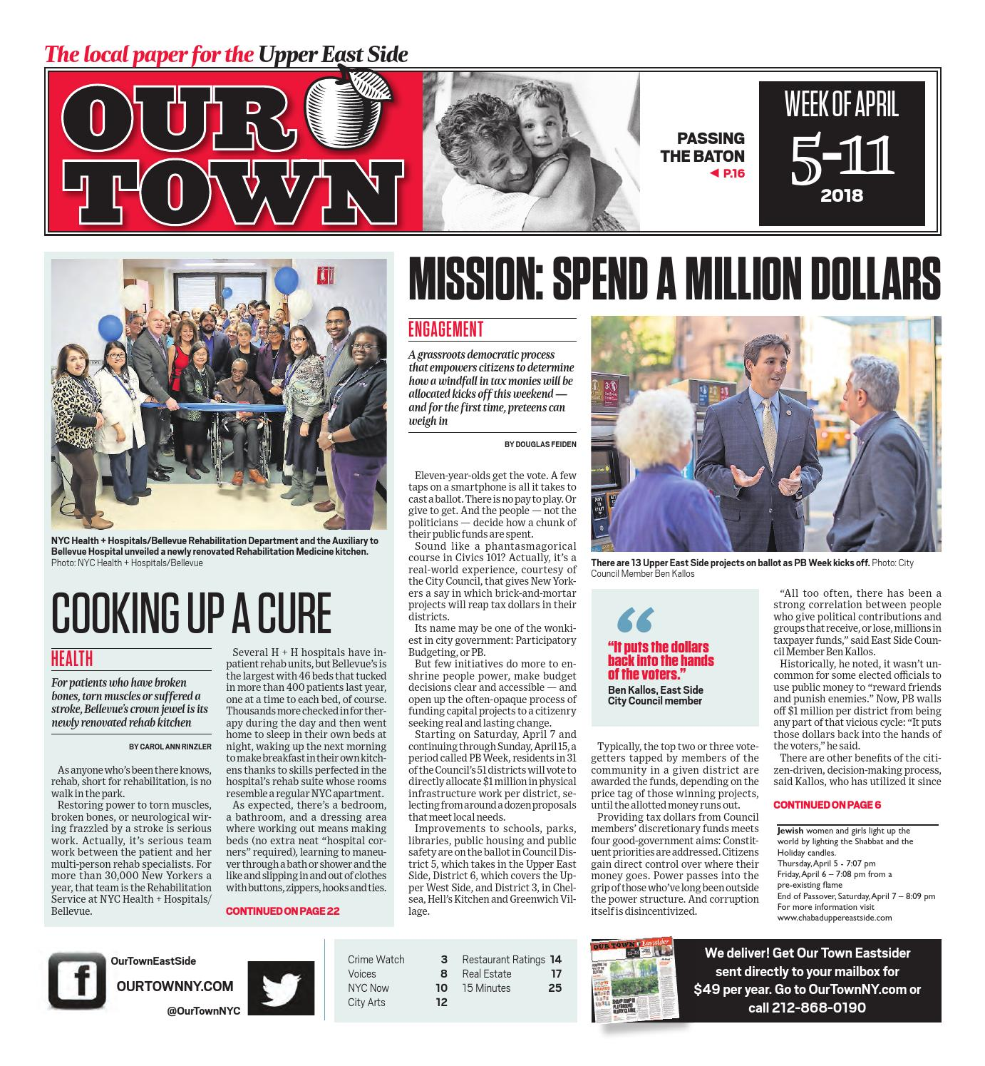 Our Town - April 5, 2018 by Our Town - issuu