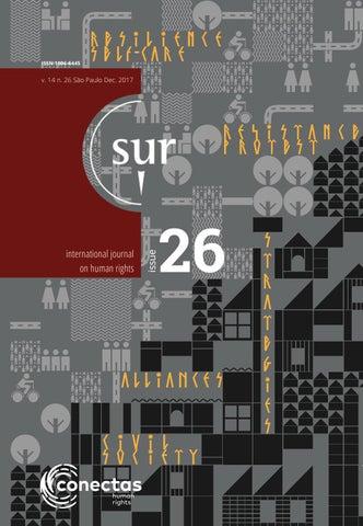 Sur 26 English by Conectas Direitos Humanos - issuu