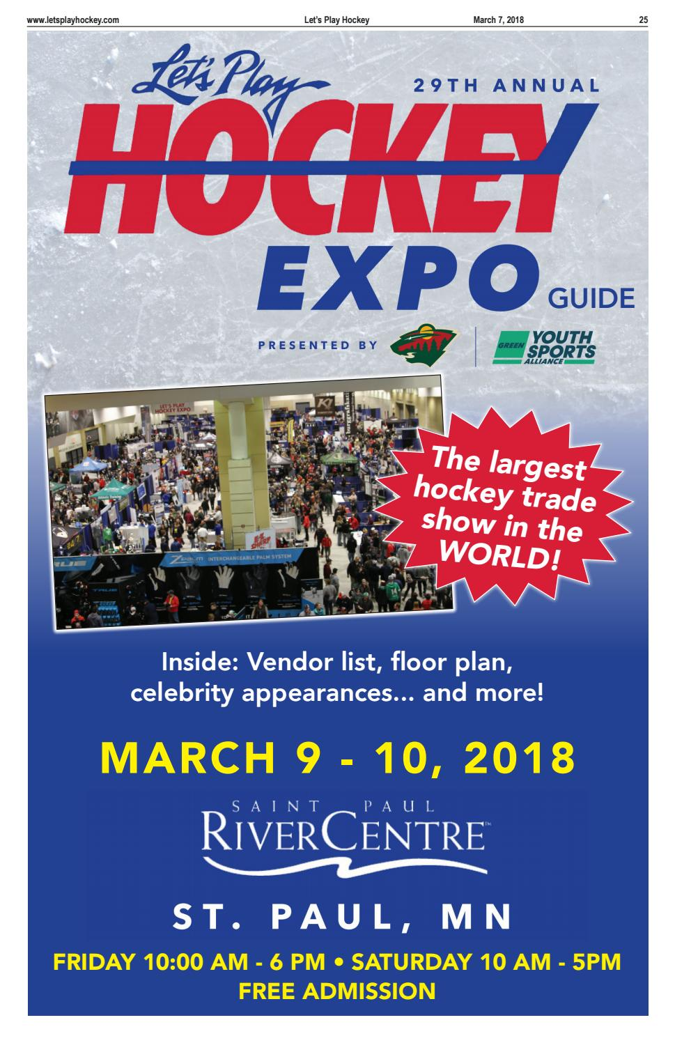 0b1eb091c57 2018 Let's Play Hockey Expo Guide by Let's Play Hockey - issuu