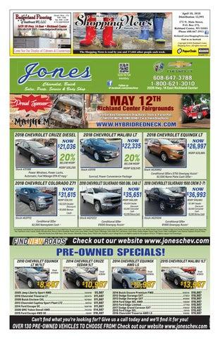 richland center shopping news by woodward community media issuu