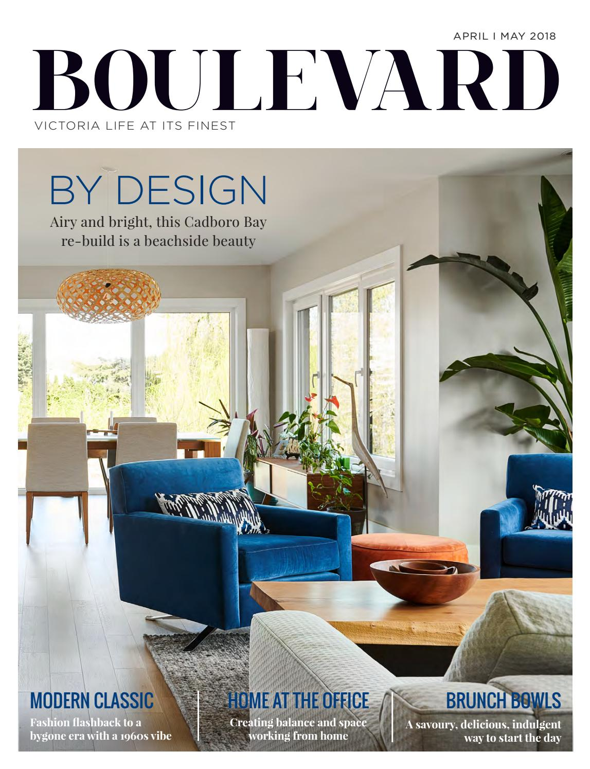 Boulevard Magazine, Victoria, Apr/May 2018 By Boulevard Magazine   Issuu