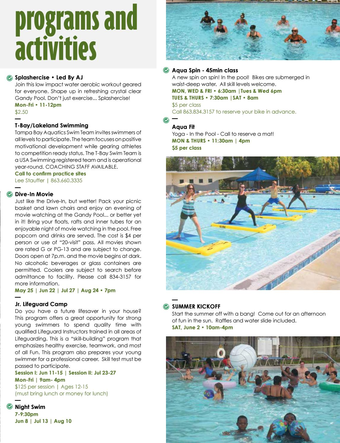 Summer 2018 Playmaker by City of Lakeland - issuu