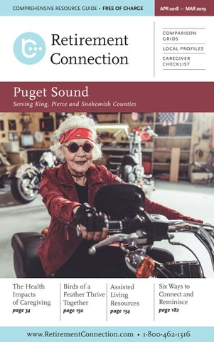 b39db72aa April 2018 Retirement Connection Guide of Puget Sound by Retirement ...