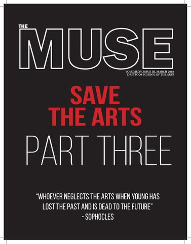 The Muse Volume 15 Issue 3 by The Muse at Dreyfoos - issuu