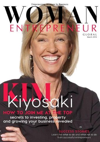 Woman Entrepreneur March 18