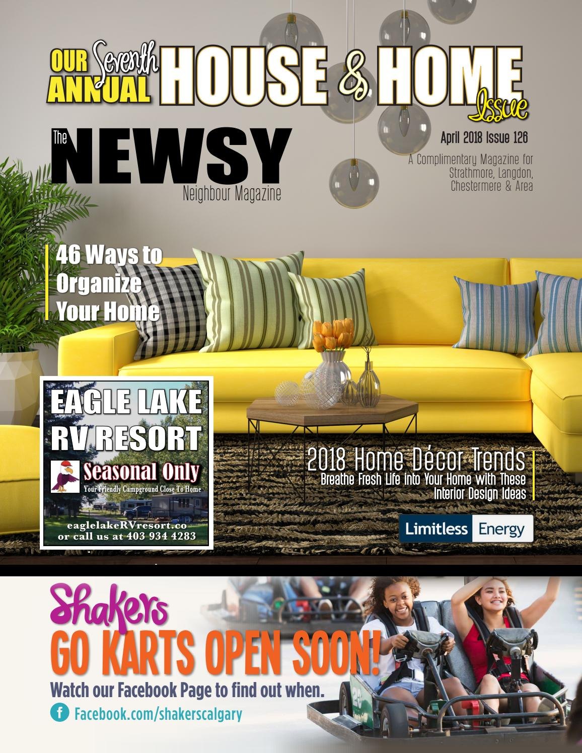 The Newsy Neighbour April Issue 126