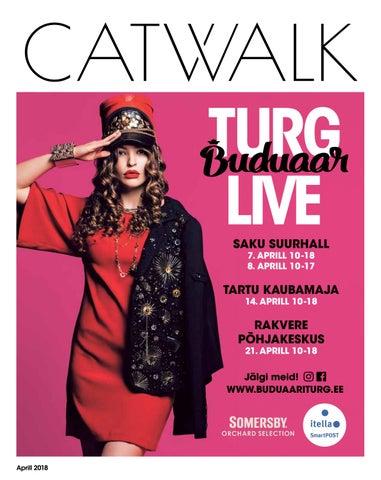 e8d8e6b77e9 Catwalk (märts 2018) by AS Ekspress Meedia - issuu