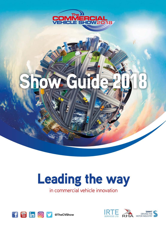 Cv Show Guide 2018 By Motor Transport Issuu Soft Start Mechanism For L200 Voltage Regulator