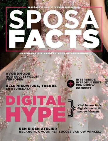 cf2789f74b63a6 Sposa Facts NL 2-2018 by Bruidmedia - issuu