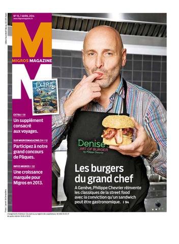 2014 15 Genossenschafts Migros F By Ne Bund Issuu Magazin qxaRS1