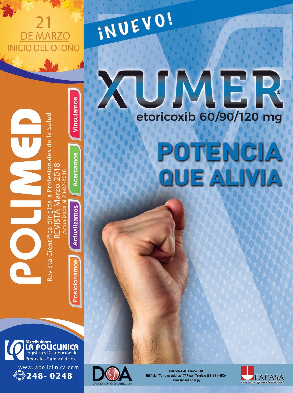 Revista Polimed Nº 169 Marzo 2018 By Lic Dg Carmen Calderon Issuu