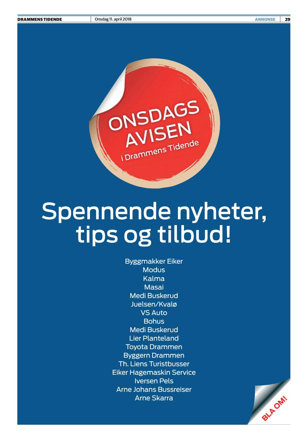 11 onsdags tips