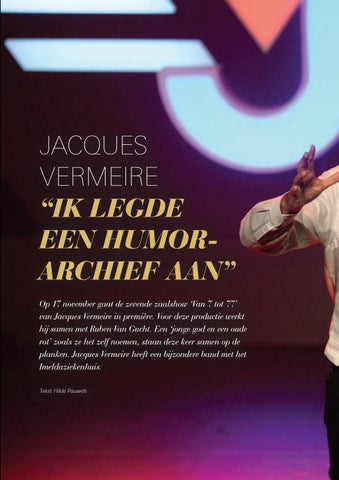 Page 6 of Samen lachen met Jacques Vermeiren