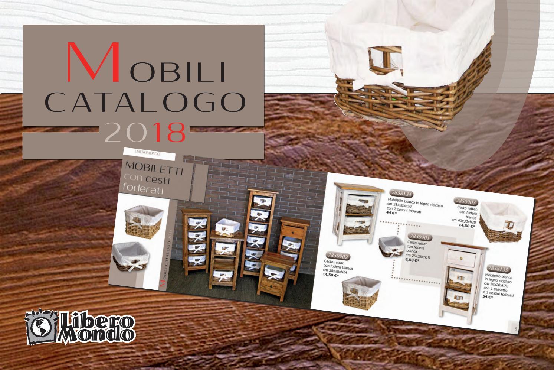 Mobili Con Legno Riciclato : Catalogo mobili e complementi di arredo by liberomondo issuu