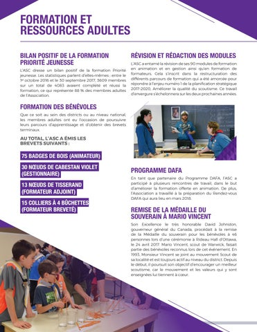 Page 16 of Formation et ressources adultes