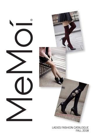 a8f440ec755 MeMoi Ladies Fashion Catalogue Fall 2018 by Memoi - issuu