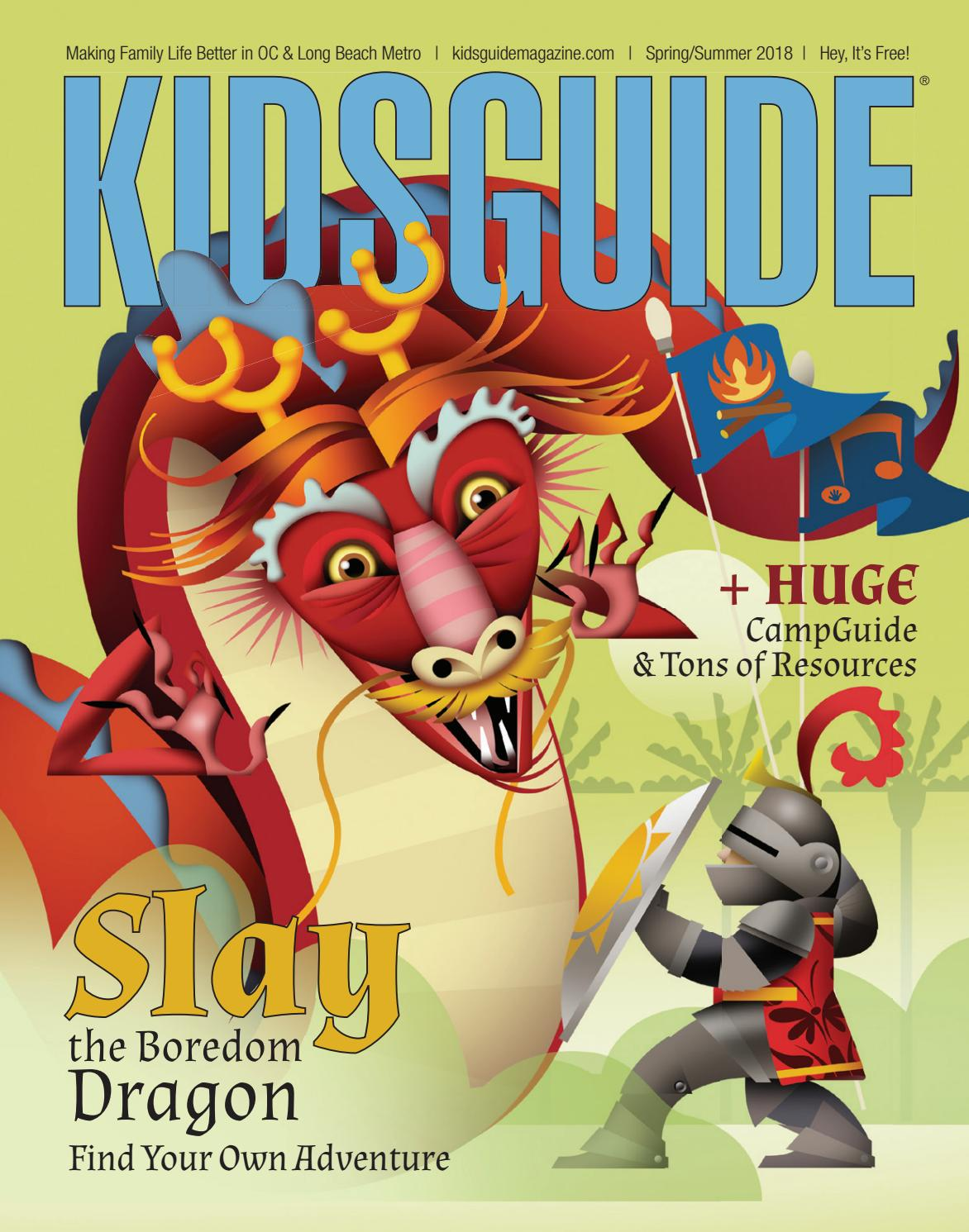 Kidsguide Spring Summer 2018 By Kidsguide Issuu