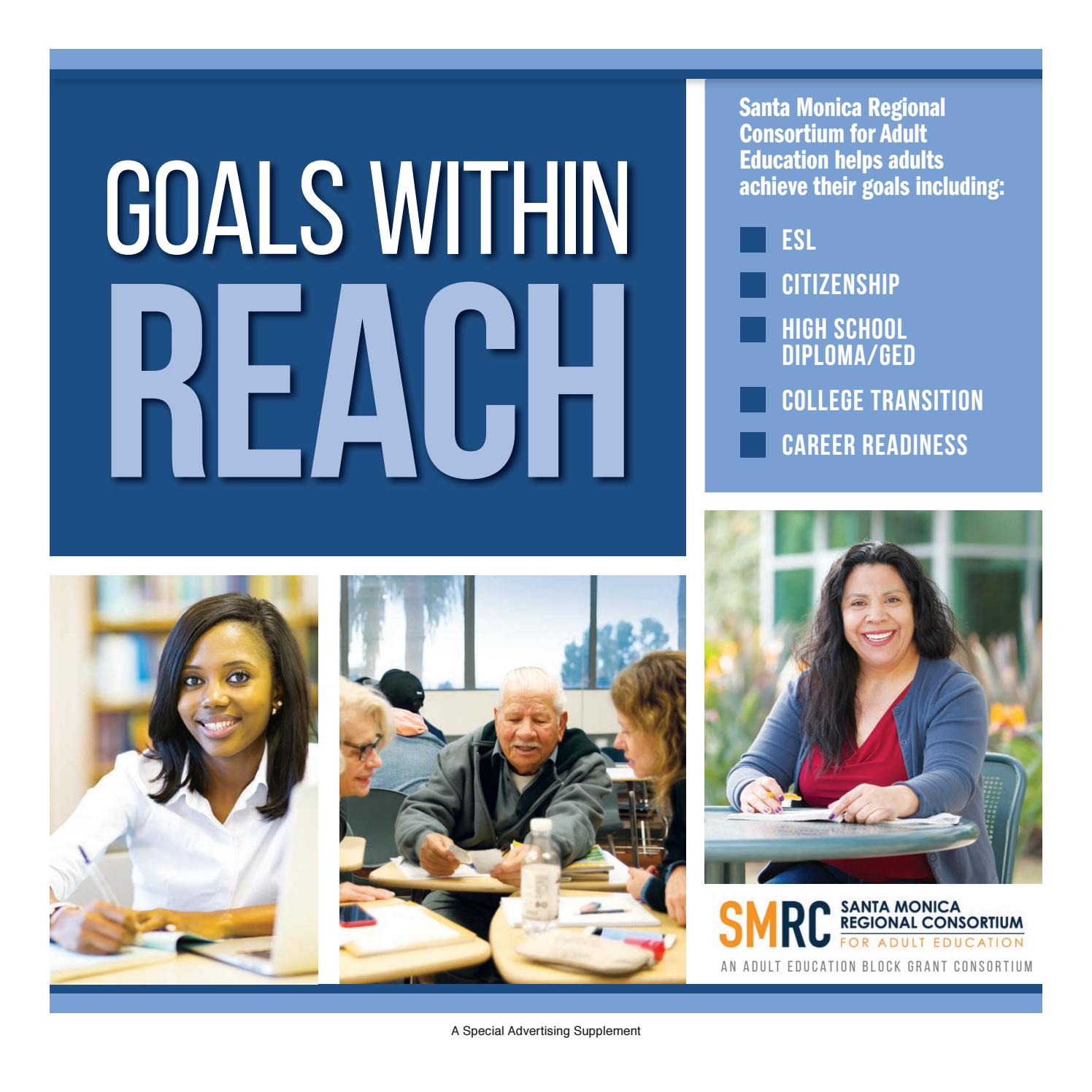 Goals Within Reach By News Review Issuu