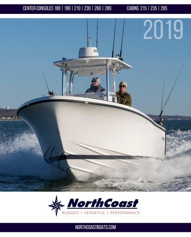 Swell Northcoast Boats 2019 Full Line Brochure By Northcoast Boats Andrewgaddart Wooden Chair Designs For Living Room Andrewgaddartcom