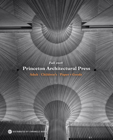 f586decc Princeton Architectural Press Fall 2018 Catalog by Princeton ...
