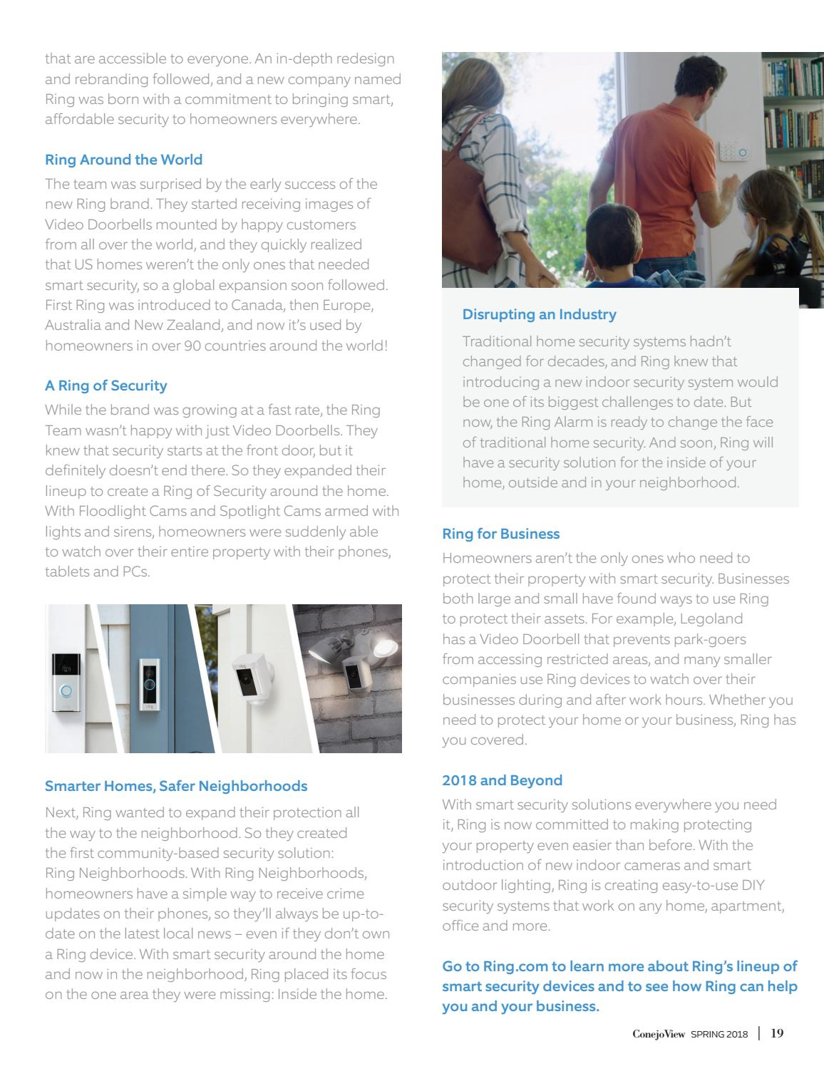 ConejoView Spring 2018 by ConejoView - Greater Conejo Valley
