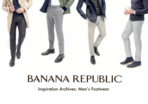 Banana Republic Inspiration Archives by