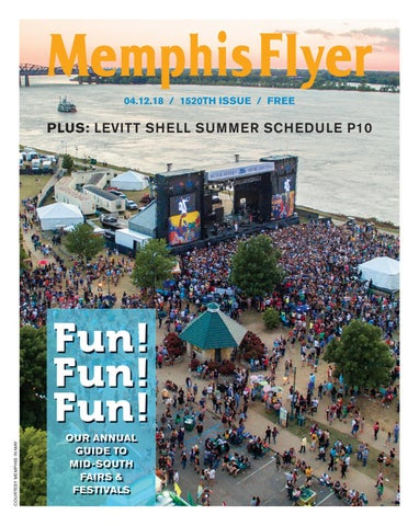 Awesome Memphis Flyer 4.12.18 By Contemporary Media Issuu