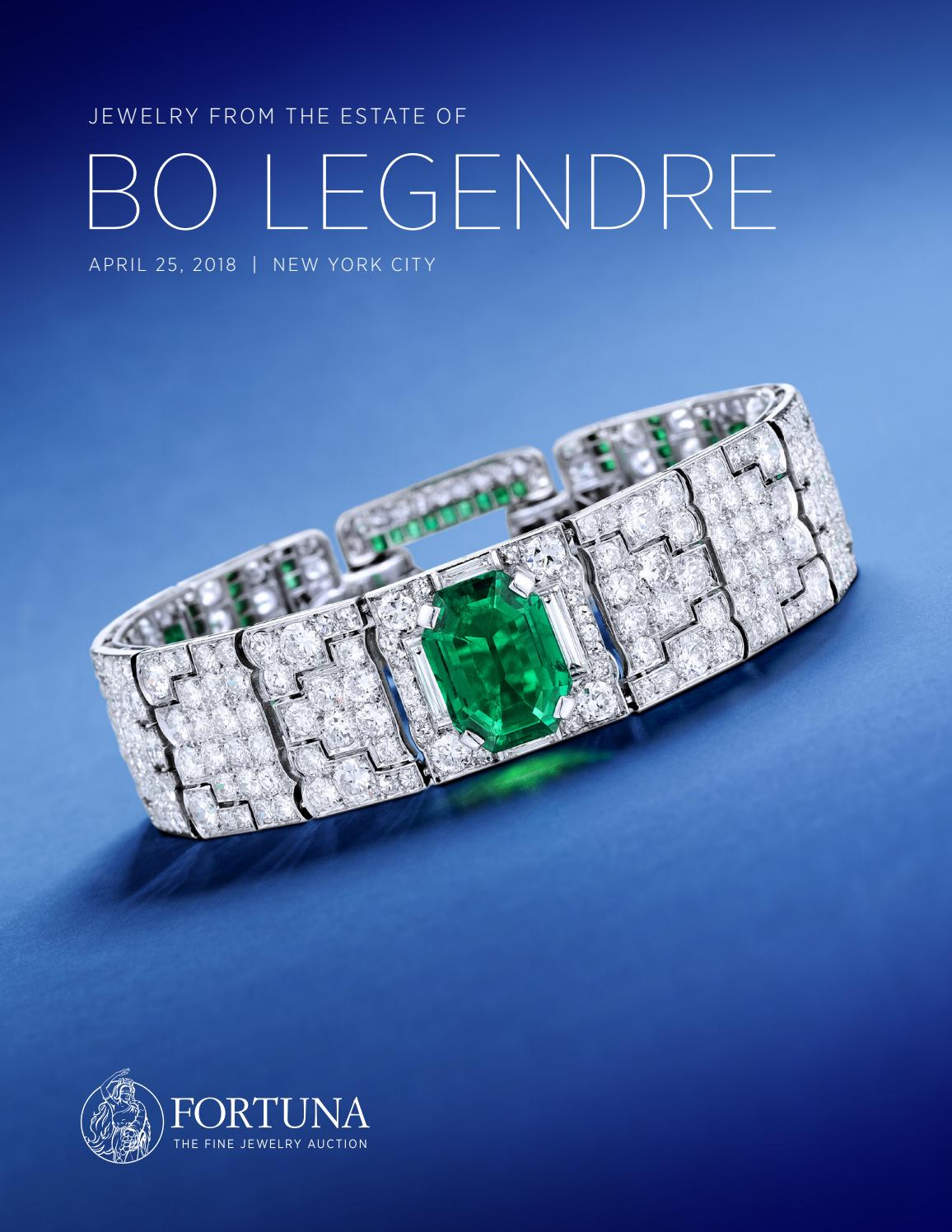 7b9ed5601 The Estate of Bo Legendre by Fortuna Auction - issuu