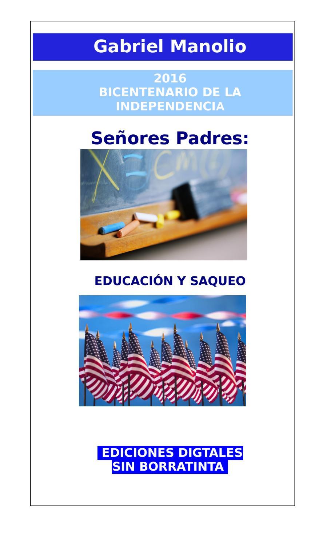 Señores Padres by Gabriel Amq - issuu
