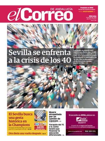 741e4787740 11.04.2018 El Correo de Andalucía by EL CORREO DE ANDALUCÍA S.L. - issuu