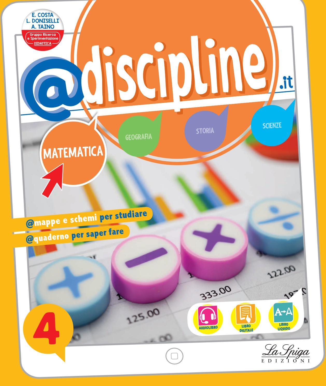 Matematica sussidiario 4 by ELI Publishing - Issuu