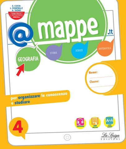 Geografia Mappe 4 By Eli Publishing Issuu