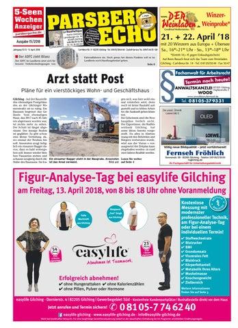 KW 15-2018 by Wochenanzeiger Medien GmbH - issuu